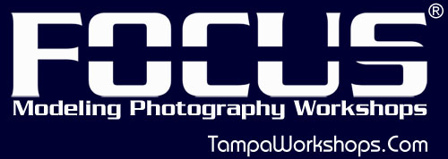 Focus Modeling Photography Workshops. Tampa Workshops.
